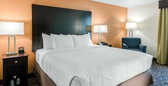 Comfort Inn & Suites - Ashland - Bedroom