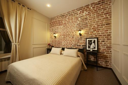 Jazzclub Hotel - Saint Petersburg - Bedroom