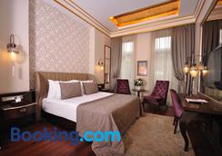Levni Hotel & Spa - Istanbul - Bedroom