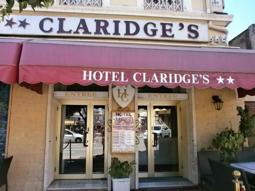 Claridge's - Menton - Building