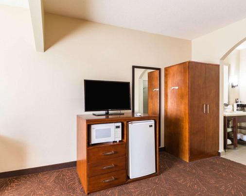 Comfort Inn East - Houston - Bedroom