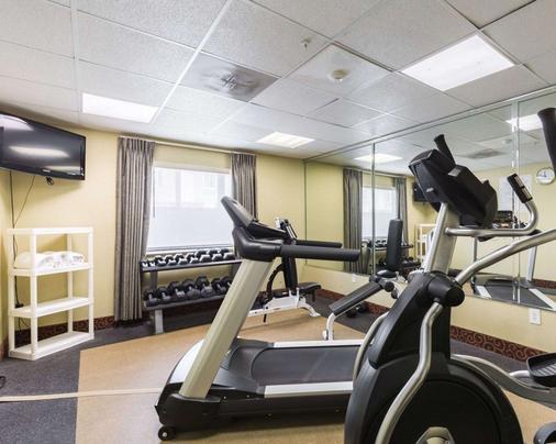 Comfort Inn East - Houston - Gym