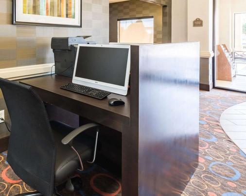 Comfort Inn East - Houston - Business centre