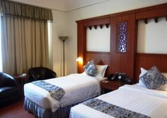 Platinum Hotel - Muscat - Bedroom