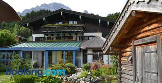 Pension Restaurant Dorfalm - Leogang - Building