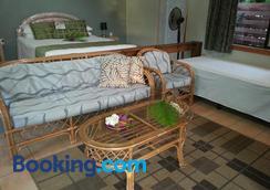 Sunset Palms Rarotonga - Rarotonga - Bedroom