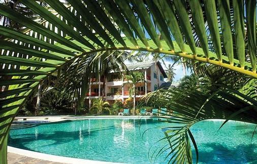 Hotel Residence Playa Colibri - Las Terrenas - Pool