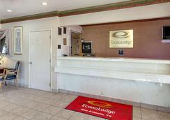 Econo Lodge Downtown South - San Antonio - Lobby