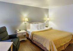 Econo Lodge Downtown South - San Antonio - Bedroom
