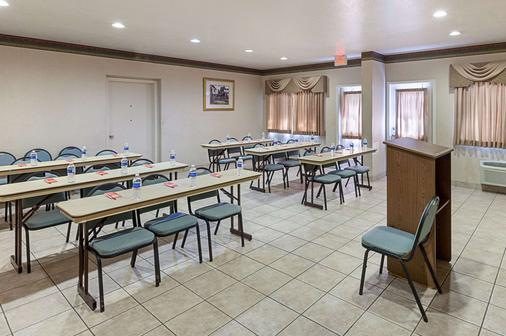 Econo Lodge Downtown South - San Antonio - Meeting room