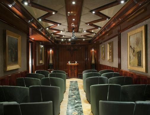 Hotel Valadier - Rome - Business centre