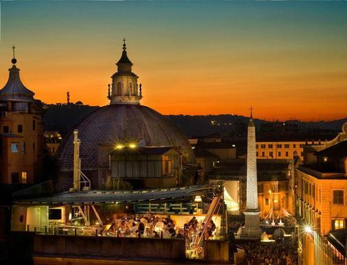 Hotel Valadier - Rome