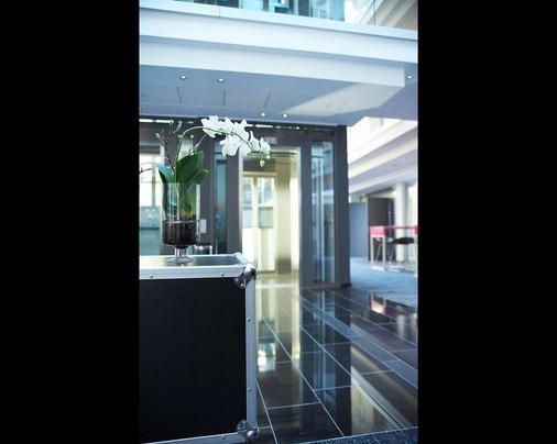 Comfort Hotel Malmo - Malmö - Lobby