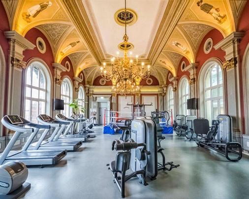 Comfort Hotel Malmo - Malmö - Gym