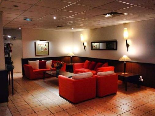 Appart'hôtel Saint Jean - Lourdes - Living room
