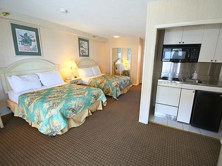 Flagship Oceanfront Hotel - Ocean City - Bedroom