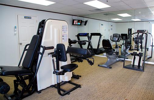 Flagship Oceanfront Hotel - Ocean City - Gym