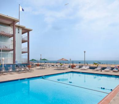 Flagship Oceanfront Hotel - Ocean City - Pool