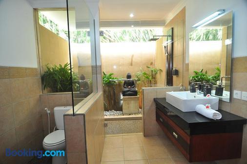 The Zen Villas - Denpasar - Bathroom