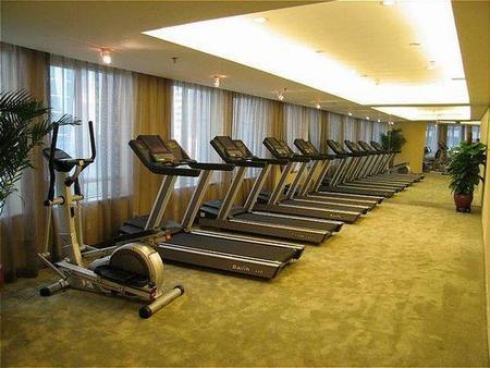Huaan International Hotel - Shenzhen - Gym