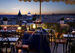 Marcella Royal Hotel - Rome - Bar