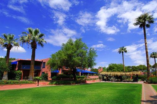Arizona Inn - Tucson - Building