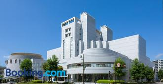 Hiroshima International Youth House Jms Aster Plaza - Hiroshima - Building