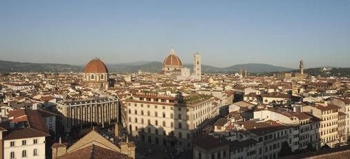 Grand Hotel Baglioni - Florence - Outdoor view