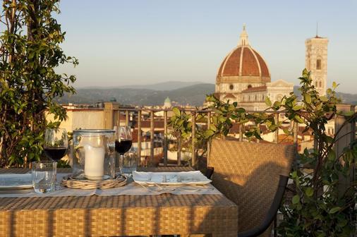 Grand Hotel Baglioni - Florence - Balcony