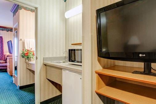 Clarion Suites Downtown - Anchorage - Room amenity