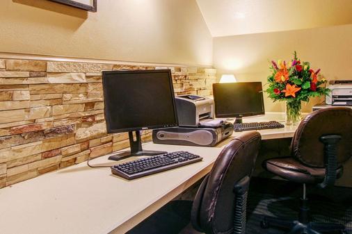 Clarion Suites Downtown - Anchorage - Business centre