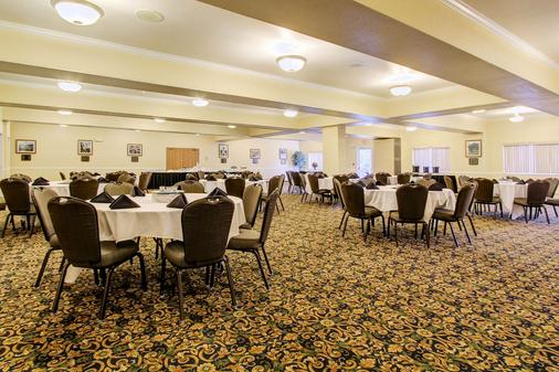 Clarion Suites Downtown - Anchorage - Banquet hall