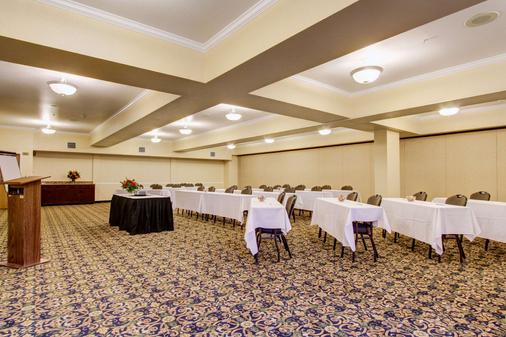 Clarion Suites Downtown - Anchorage - Meeting room