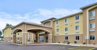 Comfort Inn & Suites - Springfield - Building