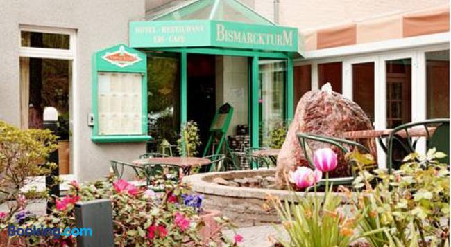 Hotel Restaurant Bismarckturm - Aachen - Building