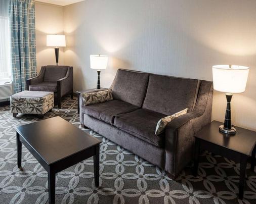 Comfort Inn Rehoboth Beach - Rehoboth Beach - Living room