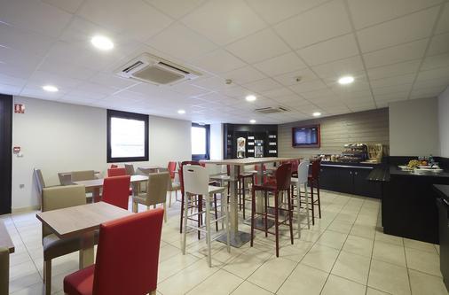 Campanile Lyon Centre-Berges Du Rhône - Lyon - Restaurant