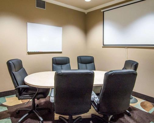 Comfort Suites Humble Houston North - Humble - Meeting room