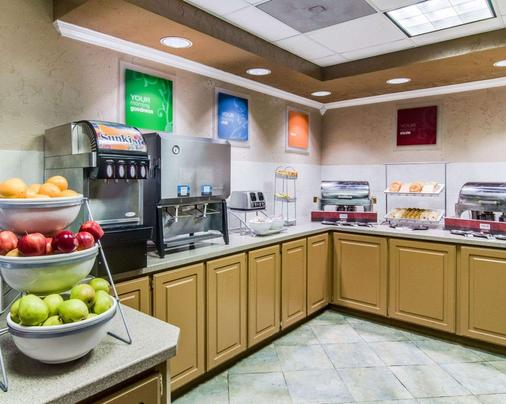 Comfort Suites Humble Houston North - Humble - Kitchen