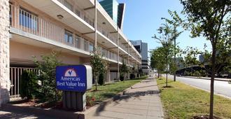 Americas Best Value Inn St. Louis Downtown - St. Louis - Building