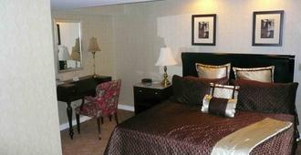 Embassy Inn - Washington - Bedroom