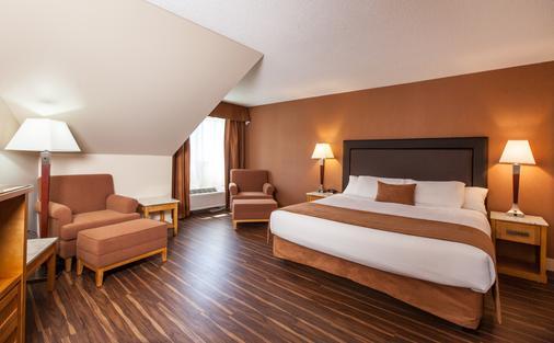 Coast Hillcrest Hotel - Revelstoke - Bedroom