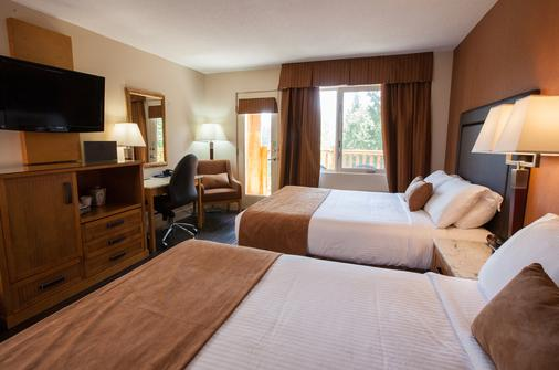 Coast Hillcrest Hotel - Revelstoke - Balcony