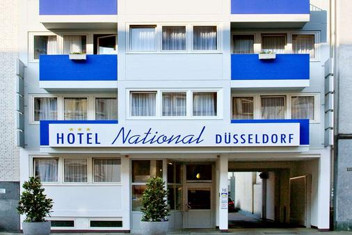 Hotel National Düsseldorf - Düsseldorf - Building