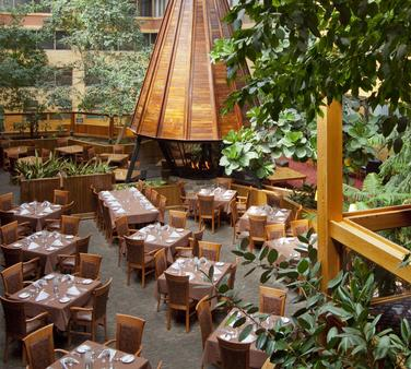 Sawridge Inn Jasper - Jasper - Restaurant