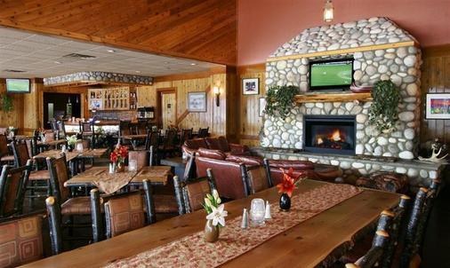 Sawridge Inn Jasper - Jasper - Bar
