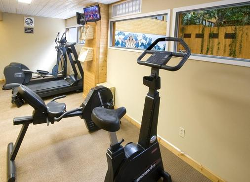 Sawridge Inn Jasper - Jasper - Gym