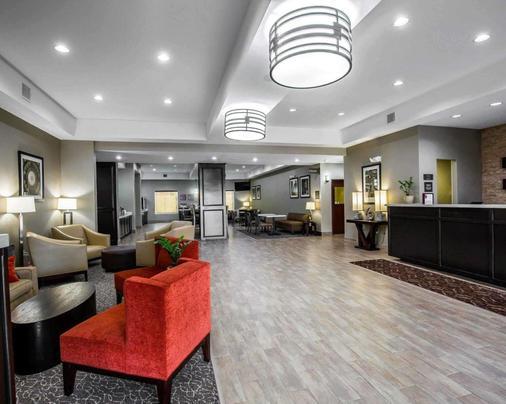 Comfort Suites Northwest - Cy - Fair - Houston - Lobby