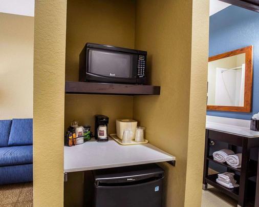 Comfort Suites Northwest - Cy - Fair - Houston - Room amenity