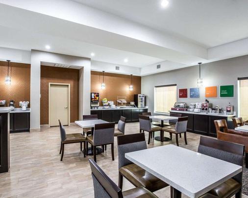 Comfort Suites Northwest - Cy - Fair - Houston - Restaurant
